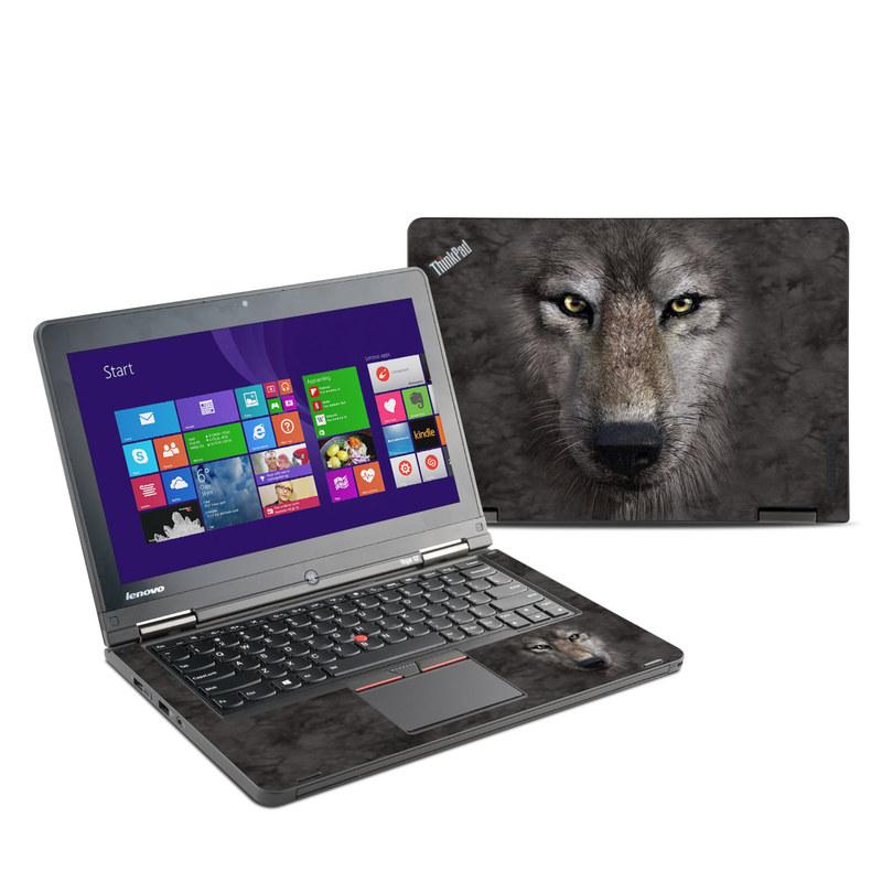 Grey Wolf Lenovo ThinkPad Yoga 12 Skin