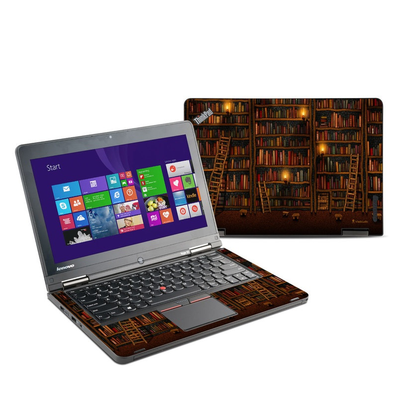 Library Lenovo ThinkPad Yoga 12 Skin