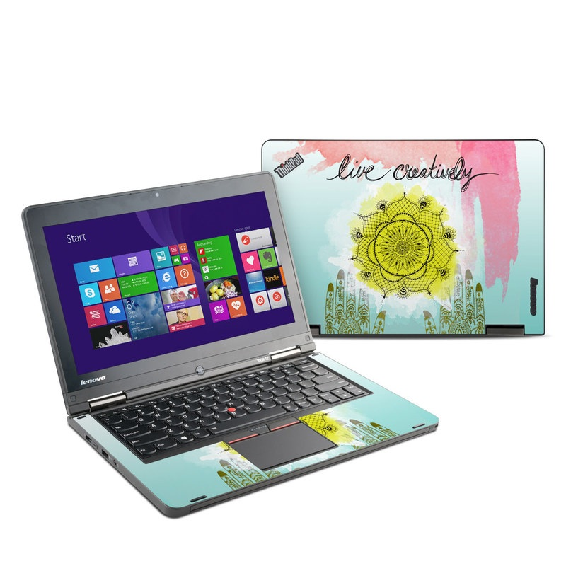 Live Creative Lenovo ThinkPad Yoga 12 Skin