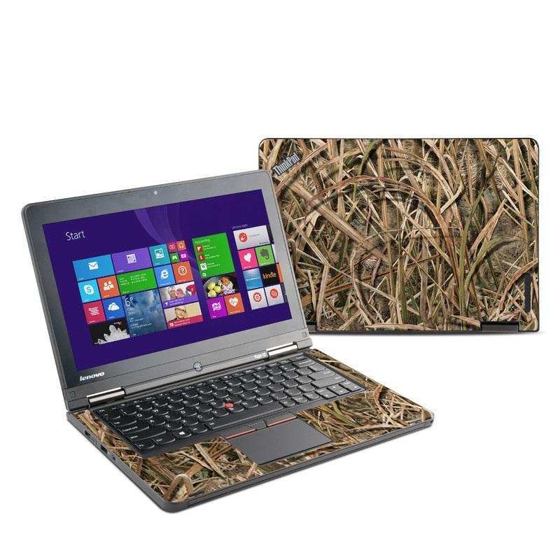 Shadow Grass Blades Lenovo ThinkPad Yoga 12 Skin