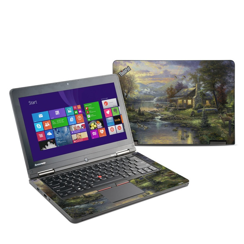 Natures Paradise Lenovo ThinkPad Yoga 12 Skin