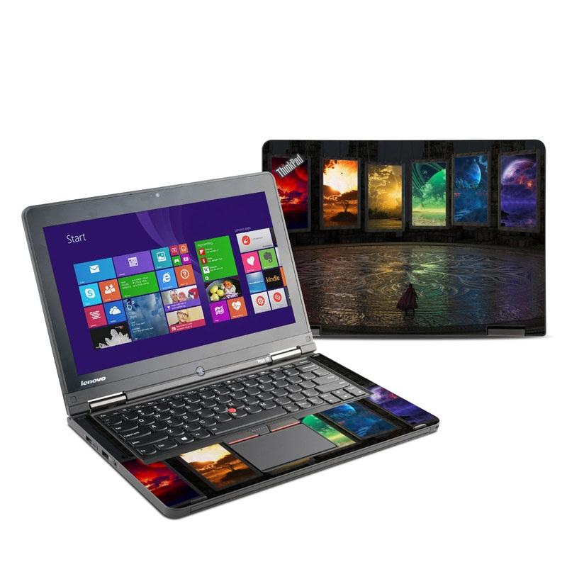 Portals Lenovo ThinkPad Yoga 12 Skin
