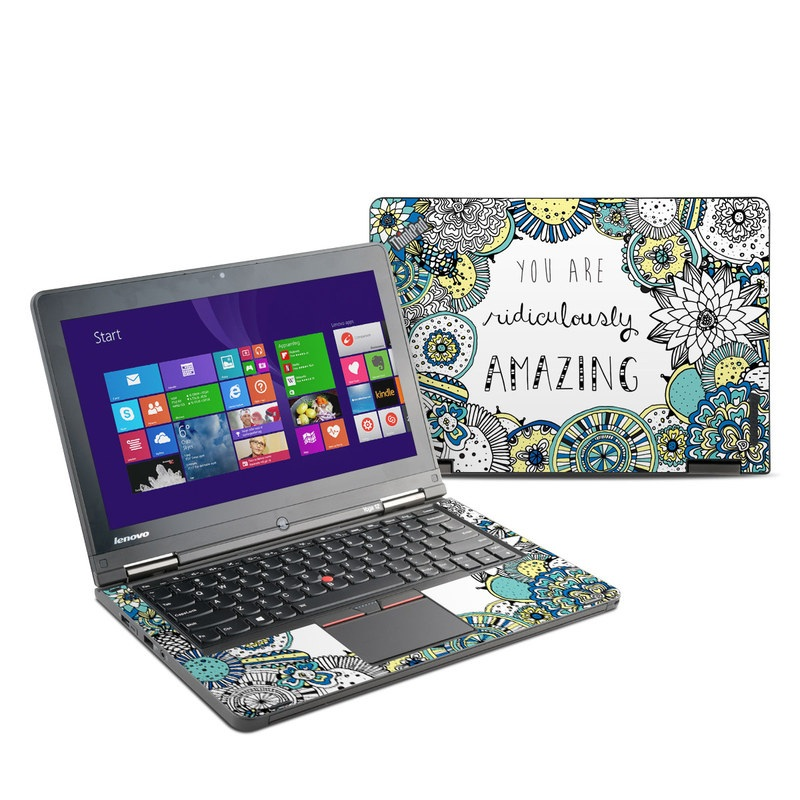 You Are Ridic Lenovo ThinkPad Yoga 12 Skin