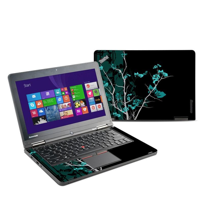 Aqua Tranquility Lenovo ThinkPad Yoga 12 Skin
