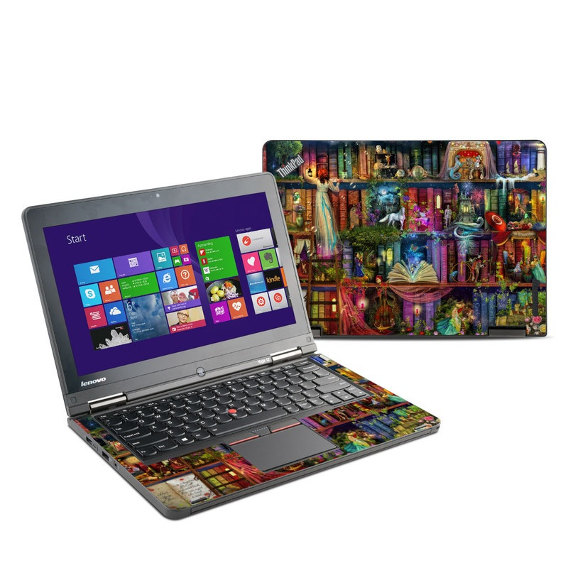 Treasure Hunt Lenovo ThinkPad Yoga 12 Skin