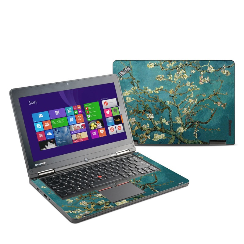 Blossoming Almond Tree Lenovo ThinkPad Yoga 12 Skin