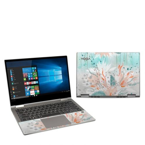 Tropical Fern Lenovo Yoga 730 Skin