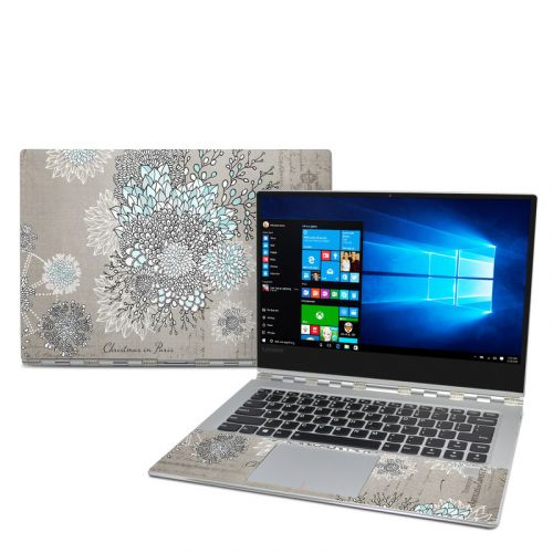 Christmas In Paris Lenovo Yoga 910 Skin