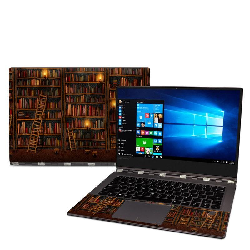 Library Lenovo Yoga 920 Skin