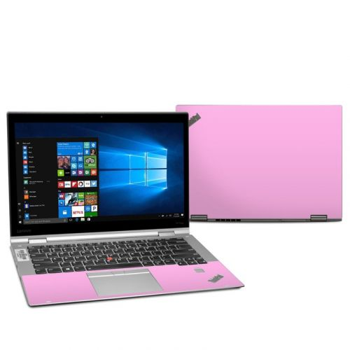 Solid State Pink Lenovo ThinkPad X1 Yoga 2nd Gen Skin