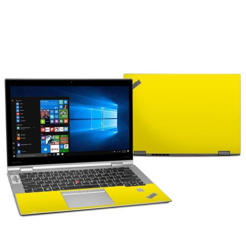 Solid State Yellow Lenovo ThinkPad X1 Yoga 2nd Gen Skin