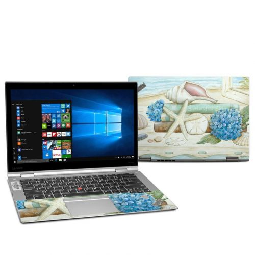 Stories of the Sea Lenovo ThinkPad X1 Yoga 2nd Gen Skin
