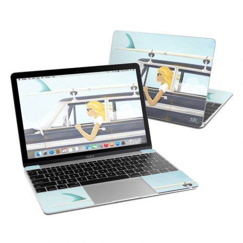 Anticipation MacBook 12-inch Skin