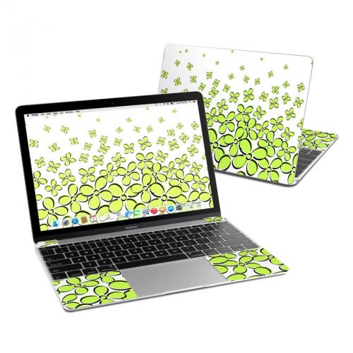 Green MacBook 12-inch Skin