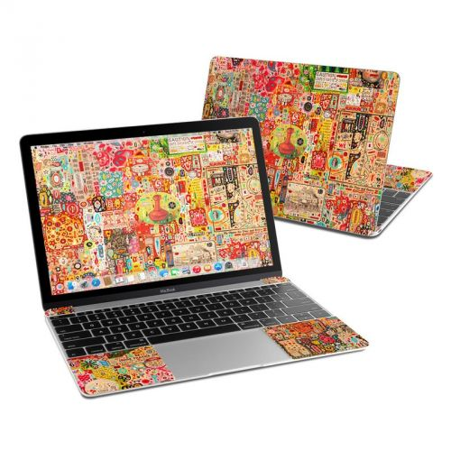 Flotsam And Jetsam MacBook 12-inch Skin