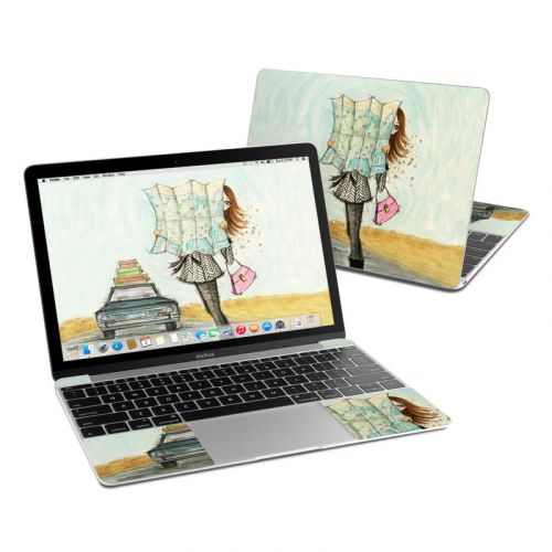 Getting There MacBook 12-inch Skin