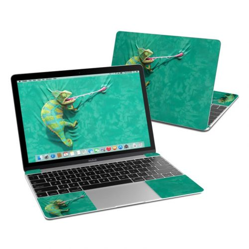Iguana MacBook 12-inch Skin