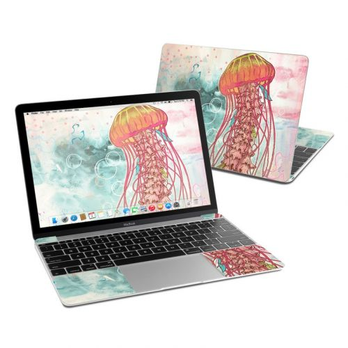 Jellyfish MacBook 12-inch Skin