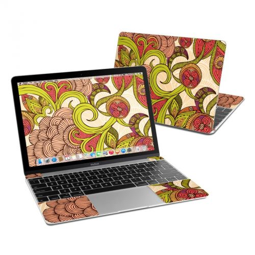 Jill MacBook 12-inch Skin