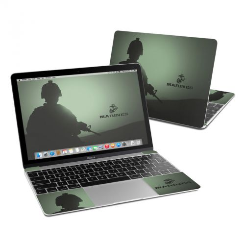 Night Vision MacBook 12-inch Skin