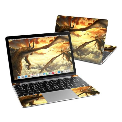 Over the Clouds MacBook 12-inch Skin