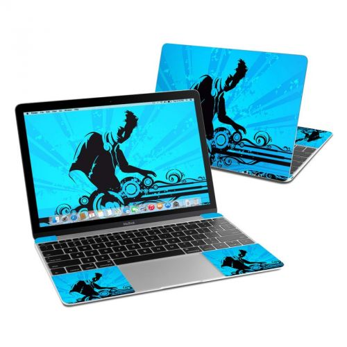 The DJ MacBook 12-inch Skin