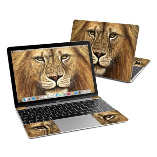Warrior MacBook 12-inch Skin