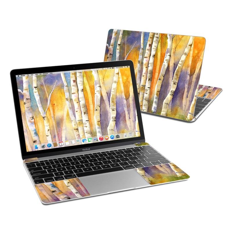 Aspens MacBook 12-inch Skin
