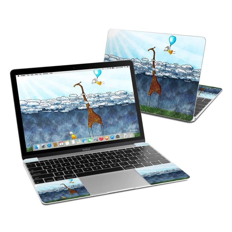 Above The Clouds MacBook 12-inch Skin