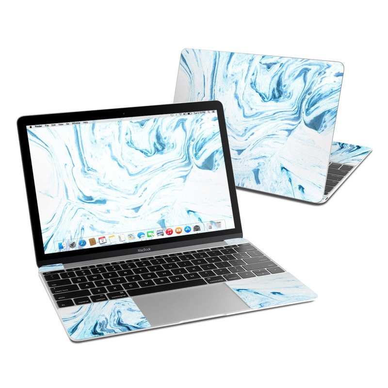 Azul Marble MacBook 12-inch Skin