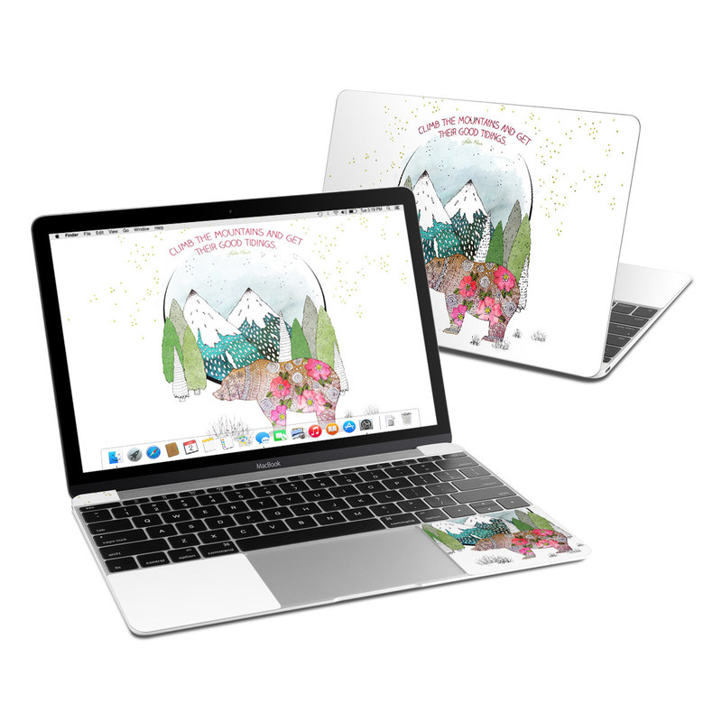 Bear Mountain MacBook 12-inch Skin