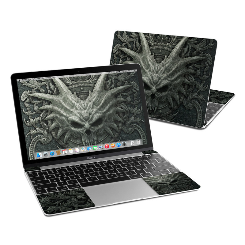 Black Book MacBook 12-inch Skin