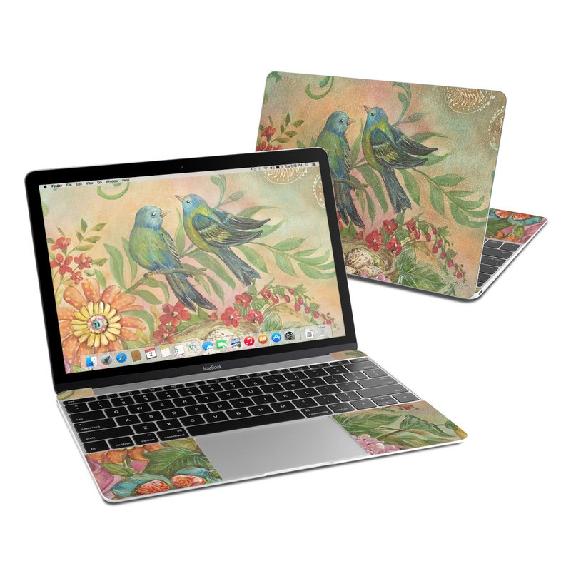 Splendid Botanical MacBook 12-inch Skin
