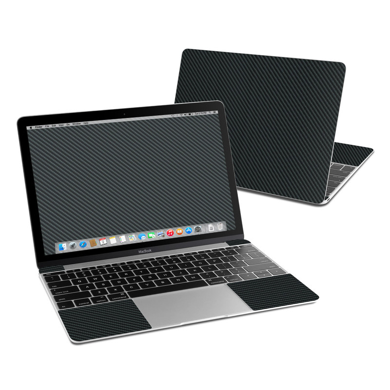 Carbon Fiber MacBook 12-inch Skin