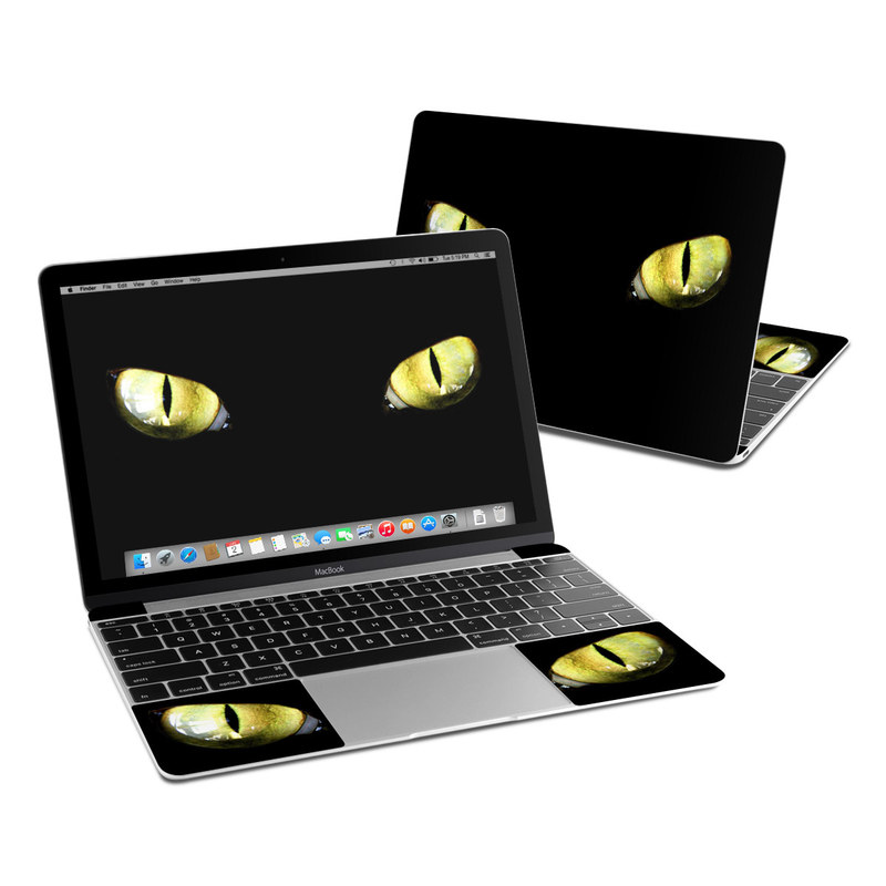 Cat Eyes MacBook 12-inch Skin