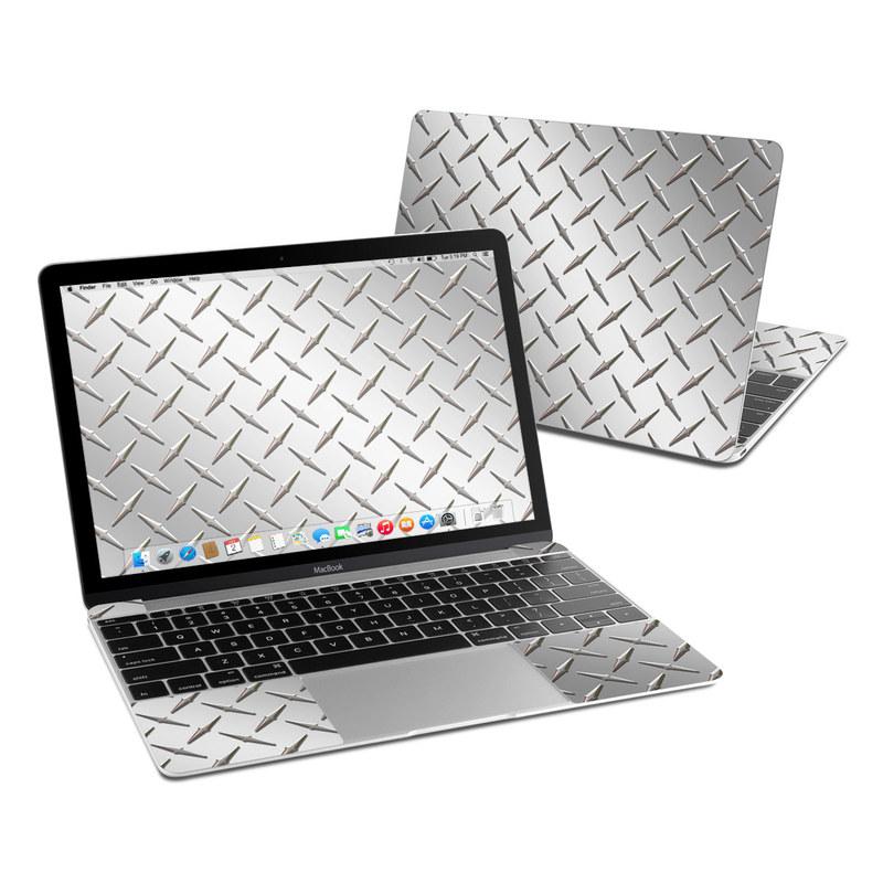 Diamond Plate MacBook 12-inch Skin