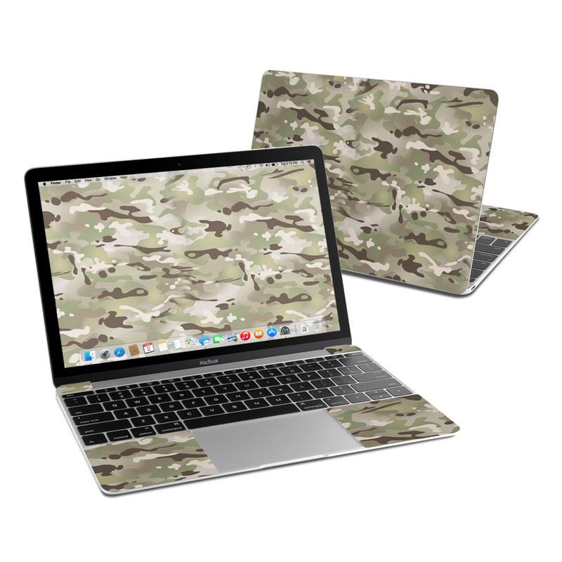 FC Camo MacBook 12-inch Skin