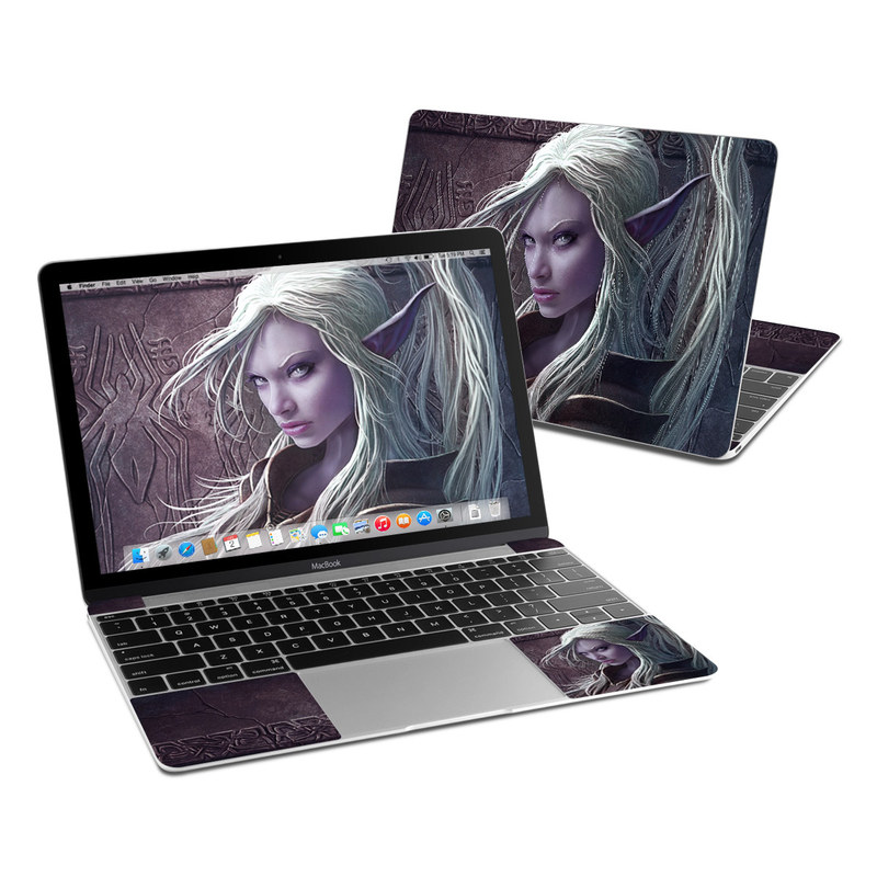 Feriel MacBook 12-inch Skin