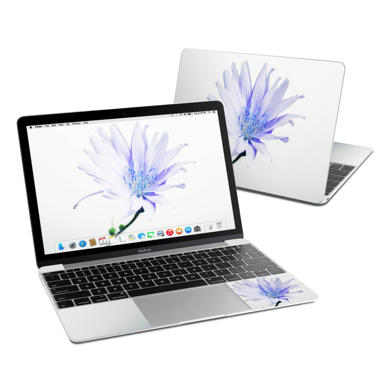 Floral MacBook 12-inch Skin