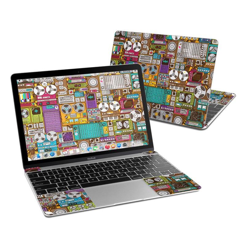 In My Pocket MacBook 12-inch Skin