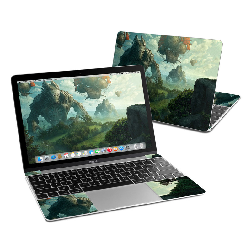 Invasion MacBook 12-inch Skin