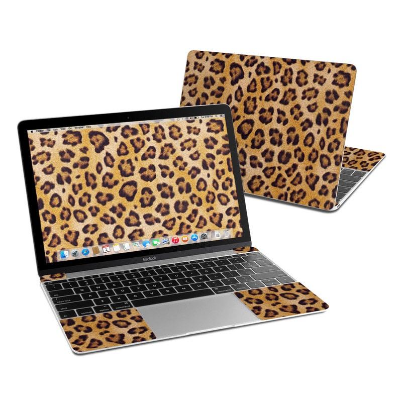 Leopard Spots MacBook 12-inch Skin