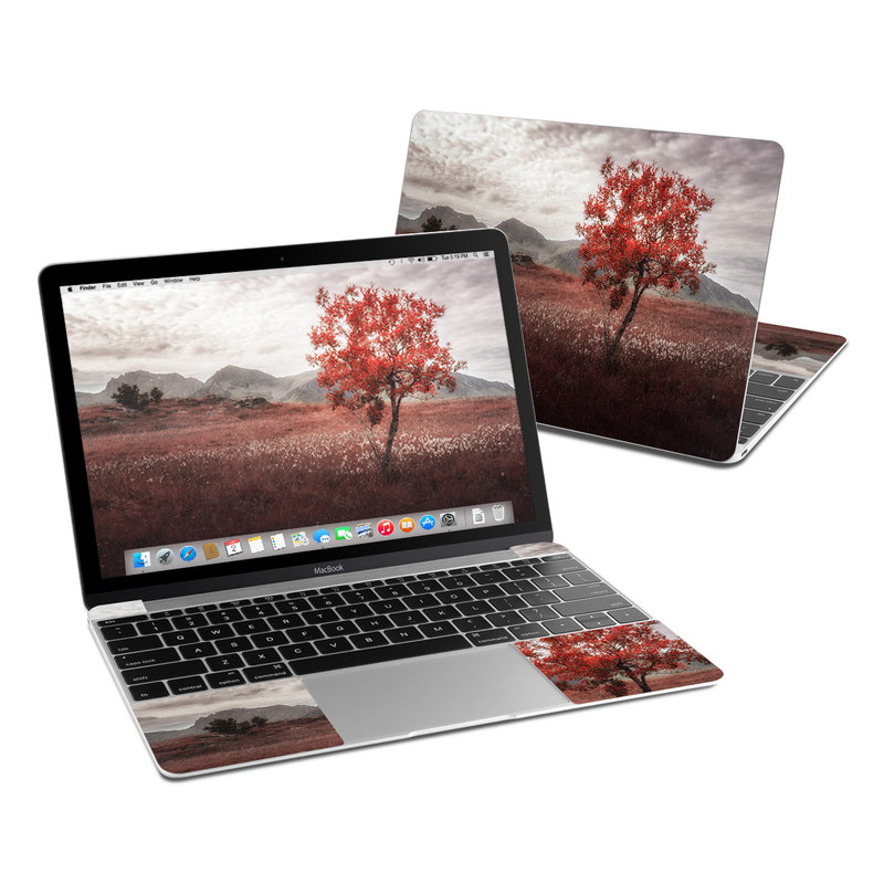 Lofoten Tree MacBook 12-inch Skin