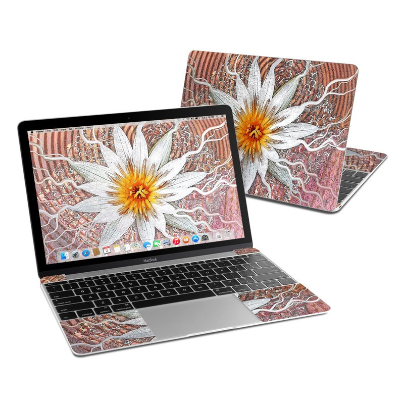 Lotus Illuminato MacBook 12-inch Skin