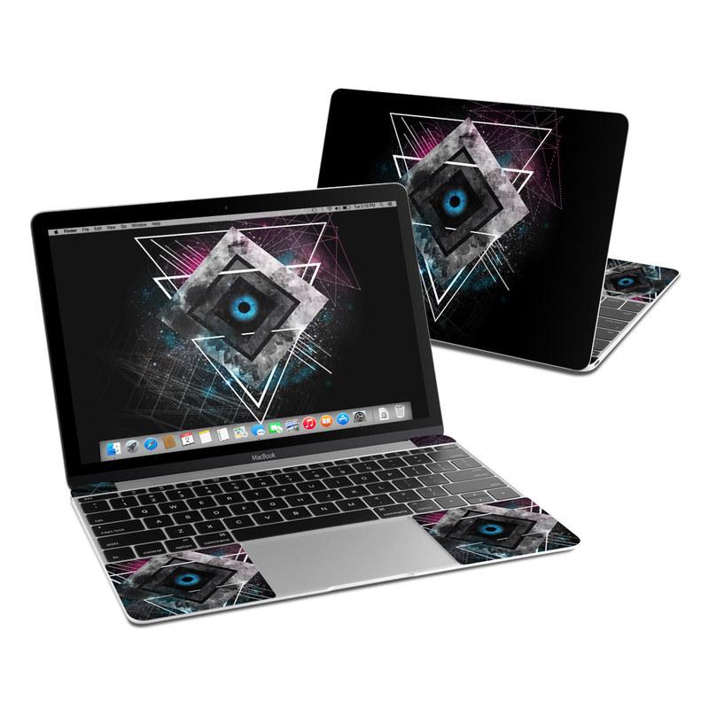 Luna MacBook 12-inch Skin