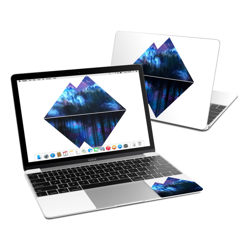 Magnitude MacBook 12-inch Skin