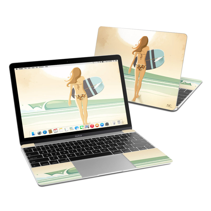 Morning Ease MacBook 12-inch Skin