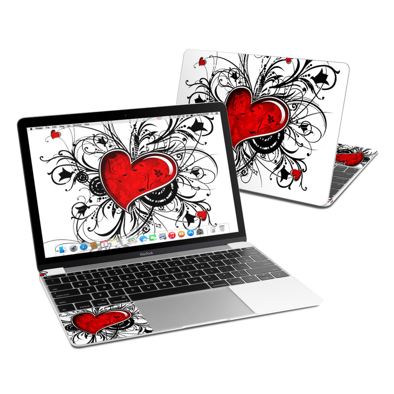 My Heart MacBook 12-inch Skin