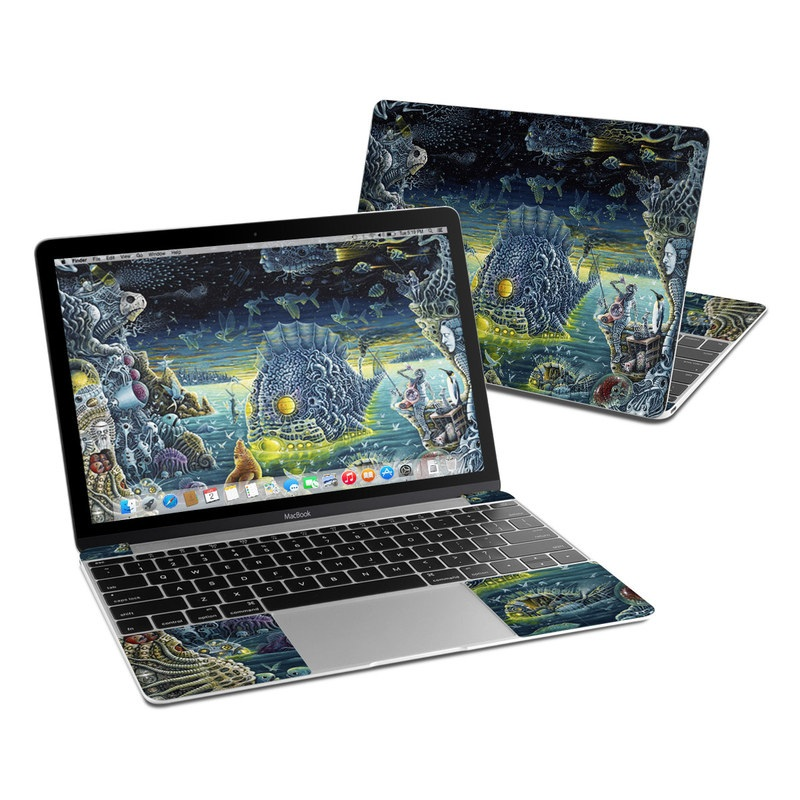 Night Trawlers MacBook 12-inch Skin