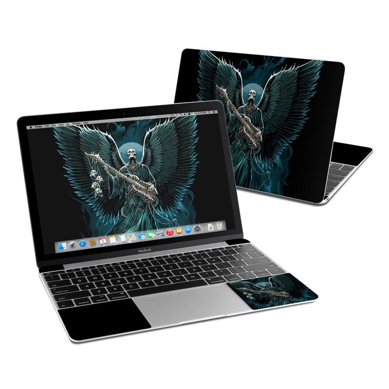 Reaper's Tune MacBook 12-inch Skin